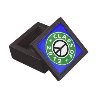 Clase de la paz 2012 caja de regalo de calidad