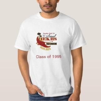 Clase de la reunión 2013 de los alumnos de la camisas