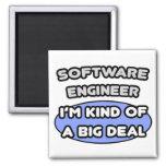Clase de la Software Engineer… de una gran cosa Iman