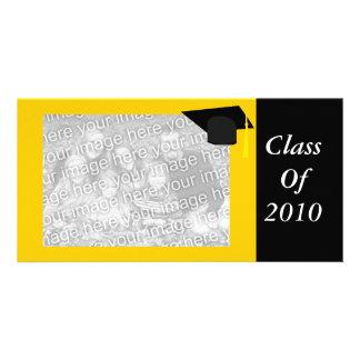 Clase de la tarjeta 2010 de la foto tarjeta fotografica personalizada