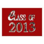 Clase de las invitaciones 2013 de la invitación de