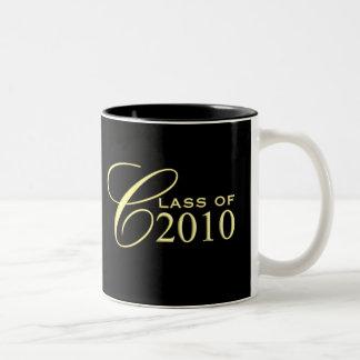Clase de las tazas 2010 del regalo de la