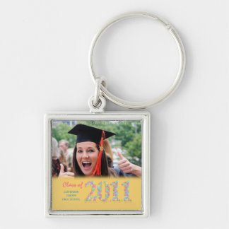 Clase de llavero de la foto de la graduación de 20
