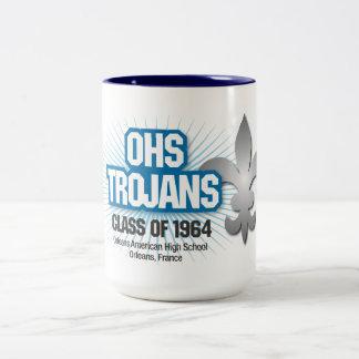 Clase de OHS de la taza 1964