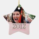 Clase de ornamento mayor de la graduación de 2012 ornamentos para reyes magos