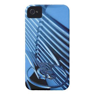 Clase de Pontiac en azul Case-Mate iPhone 4 Cobertura
