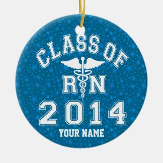 Clase de RN 2014 Ornaments Para Arbol De Navidad
