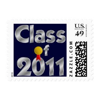 Clase de sello de plata de los 2011 E.E.U.U.