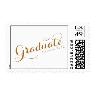 Clase de sello graduado 2012