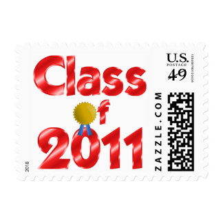 Clase de sello rojo de los 2011 E.E.U.U.