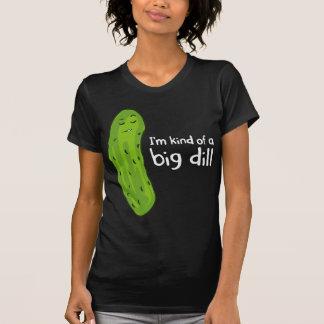 Clase de una salmuera de eneldo de la gran cosa camiseta