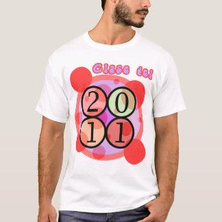 Clase del 2011 T-Shirt