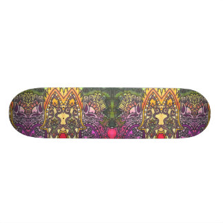 Clase del amo de zen tablas de skate