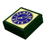 Clase del atletismo 2013 cajas de regalo