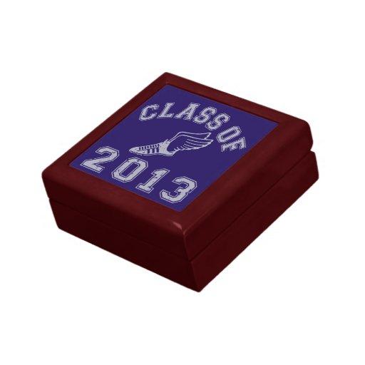Clase del atletismo 2013 - gris 2 cajas de regalo