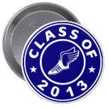 Clase del atletismo 2013 pin