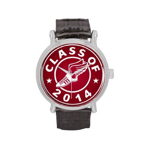 Clase del atletismo 2014 relojes