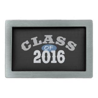 Clase del azul 2016 hebillas de cinturón rectangulares