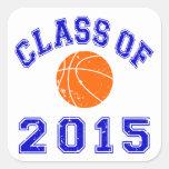 Clase del baloncesto 2015 colcomanias cuadradases