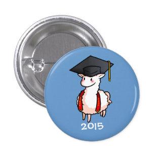 Clase del botón 2015 de la llama pin redondo de 1 pulgada