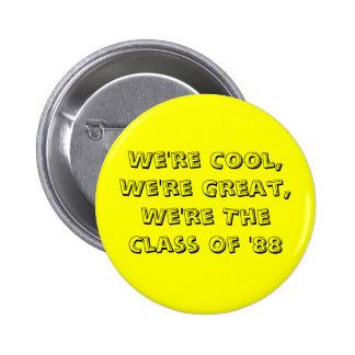 Clase del botón 88 pin