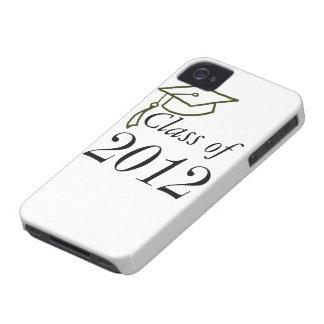 Clase del caso 2012 del iphone iPhone 4 Case-Mate protector