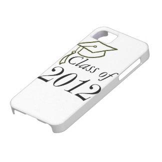 Clase del caso 2012 del iphone iPhone 5 funda