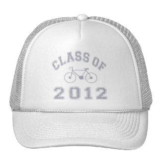 Clase del ciclista 2012 - gris 2.o gorro