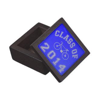 Clase del ciclista 2014 - gris 2.o caja de regalo de calidad