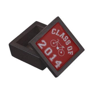 Clase del ciclista 2014 - gris 2.o cajas de regalo de calidad