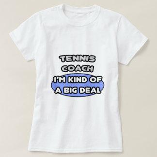 Clase del coche de tenis… de una gran cosa remera