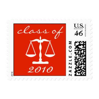 Clase del colegio de abogados de 2010 escalas roj