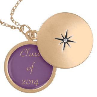 Clase del collar de la graduación del recuerdo de