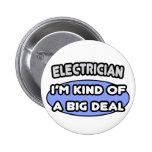 Clase del electricista… de una gran cosa pins