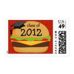 Clase del franqueo 2012 de la graduación del Bbq