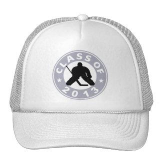 Clase del hockey 2013 gorros bordados