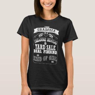 Clase del mercadillo casero de Gramma de camiseta