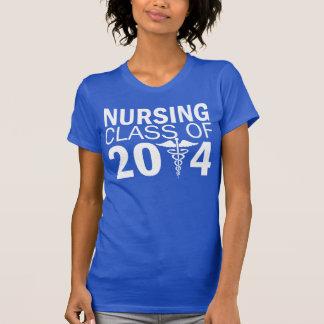 Clase del oficio de enfermera de la camiseta 2014 remera