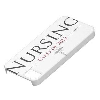 Clase del oficio de enfermera del caso 2012 del iPhone 5 fundas