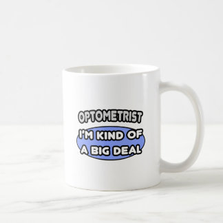Clase del optometrista… de una gran cosa tazas