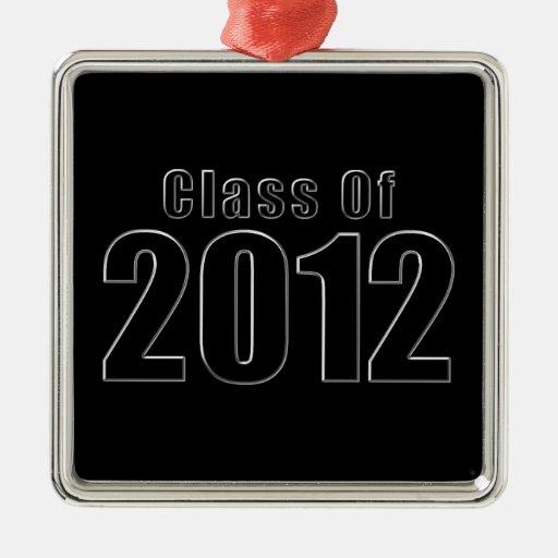 Clase del ornamento 2012 de la graduación adorno