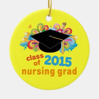 Clase del ornamento graduado 2015 del oficio de en adorno para reyes