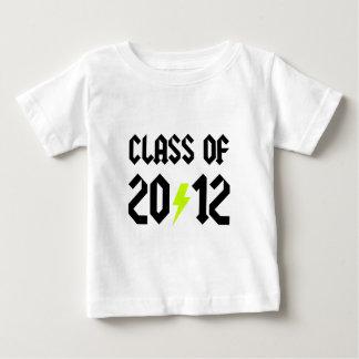 Clase del perno amarillo 2012 camisas