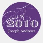 ¡Clase del personalizar 2010 de la etiqueta