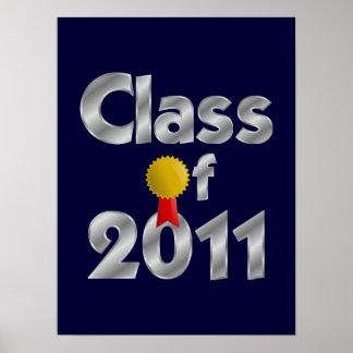 Clase del poster de plata 2011