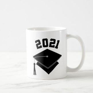 Clase del regalo de la graduación de 2021 taza de café