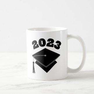 Clase del regalo de la graduación de 2023 taza de café