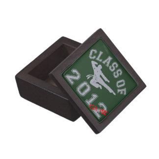Clase del Retroceso-Asno 2012 - gris 2.o Cajas De Recuerdo De Calidad