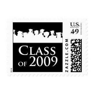 Clase del sello 2009 de la graduación