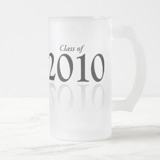 Clase del stein 2010 de la cerveza del regalo de taza de cristal
